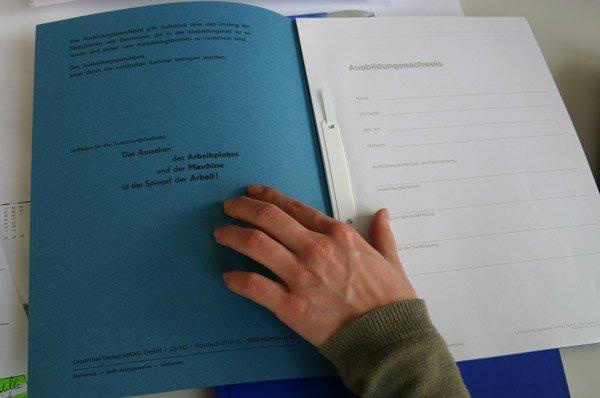 Berichtsheft Ihk Reutlingen